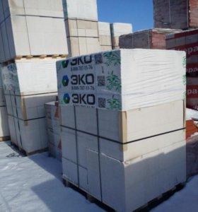 Пеноблок 60х25х20см (блок, газоблок)