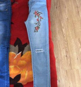 Продаю джинсы и блузку