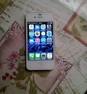 Айфон 4s или обмен на телефон  HUAWEI