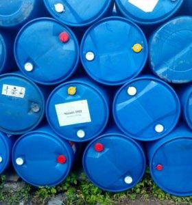 Бочка пластиковая 227 литров Бу с 2 горловинами