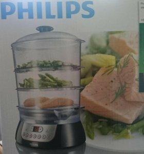 Пароварка Philips HD 9140 новая