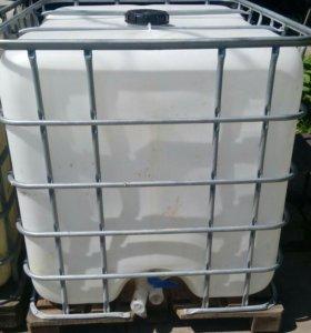 Еврокуб 1000 литров Бу под канализацию