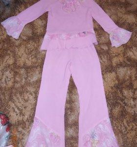 Праздничный костюм для девочки (6-9 лет)