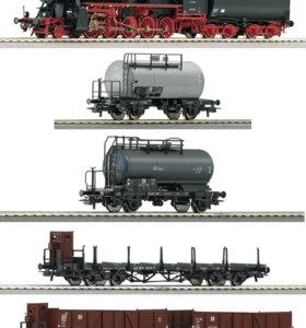 Цифровой стартовый набор железная дорога ROCO