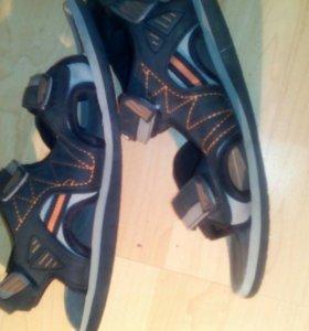 Сандали босоножки plato спортивная обувь