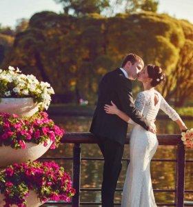Свадебный фотограф, юбилеи, семейные фотосессии