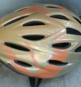 Шлем велосипедный , на голову размер 54-56 см