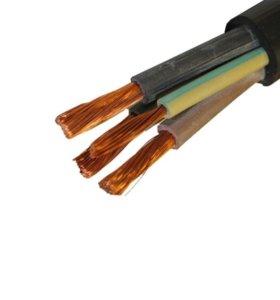 Медный гибкий кабель
