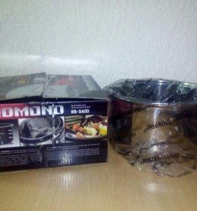 Чаша для мультиварки REDMOND из нержавеющей стали