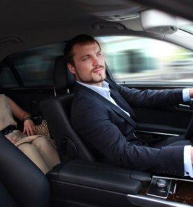 Водитель с личным автомобилем