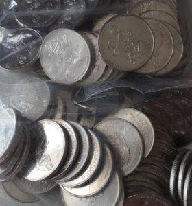 25 рублей чм по футболу 2018 ЗАБИВАКА