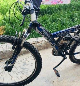 Велосипед stels focus 21