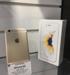 iPhone 6s 32gb Gold Б/У