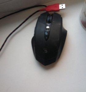 Игровая мышь Bloody T7
