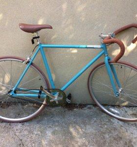 велосипед синглспид фикс