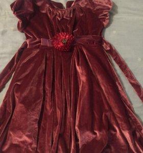 Стильные платья для девочки