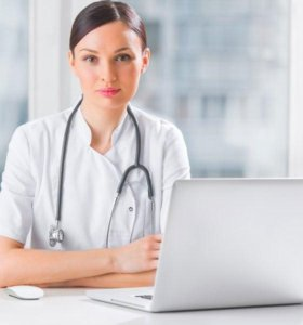 Процедурная медсестра