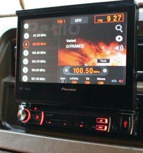 Pioneer AVH 3500 DVD.