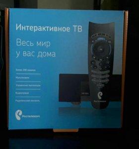 ТВ-приставка Ростелеком