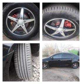 Комплект колес р15