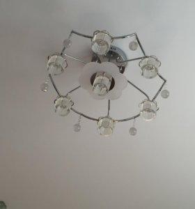 Люстра – лампа