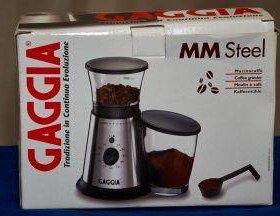 Кофемолка Gaggia MM Steel
