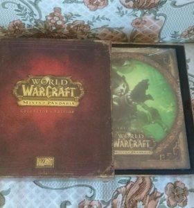 World of warcraft Mists of pandaria коллекционное