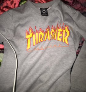 "Кофта-свитшот ""Thrasher"""