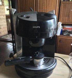 Кофеварка с туркай Krups fnb3