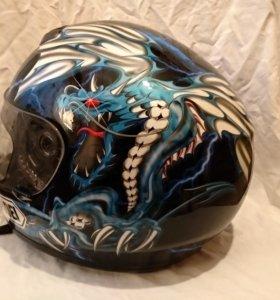 Мото шлем Shoei + мешок