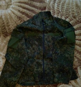 Куртка ветровка военная