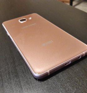 Samsung Galaxy A5 rose gold