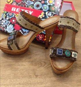 Сабо Betsy босоножки туфли р.38