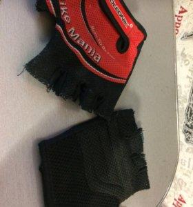 Вело перчатки