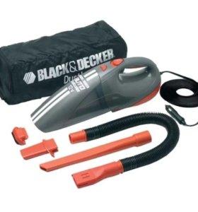 Пылесос BLACK+DECKER ACV1205