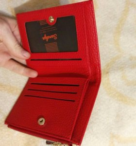 Новый маленький кошелек