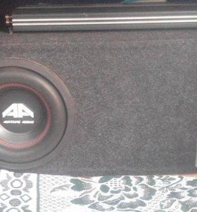 Сабвуфер Airtone Audio SWF 1024 + чв короб