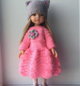 Испанская Кукла Paola reina