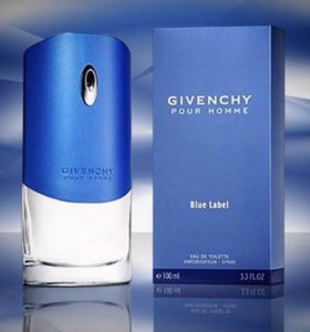Givenchy pour Homme Blue Label