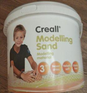 Кинетической песок для лепки, 5кг