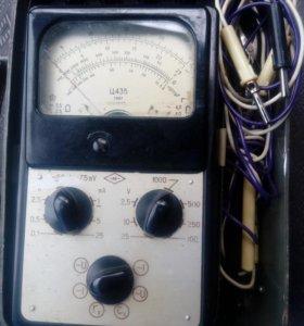 Комбинированный прибор Ц 435