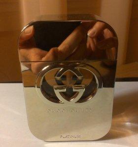Тестер Guilty Platinum Gucci Оригинал