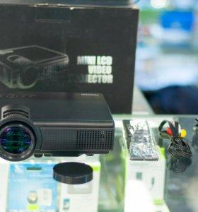 Домашний-офисный проектор tenker LCD