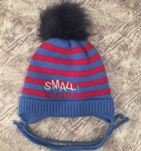 Новая Детская шапочка зима