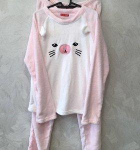 Новая очень мягкая и тёплая пижама