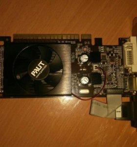 Видеокарта 8400 GS