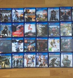 Игры на PS4, лицензия, список на 18.06