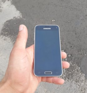 Samsung S5 mini Blek
