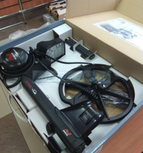 Металлоискатель Minelab E-trac PRO Pack