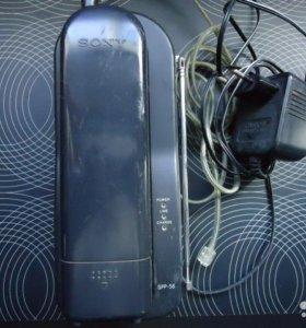 Телефон беспроводной Sony, б/у